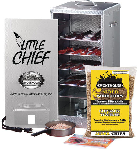 Little Chief Electric Smoker Front Load
