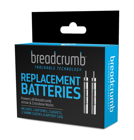 Replacement Batteries 2-pack