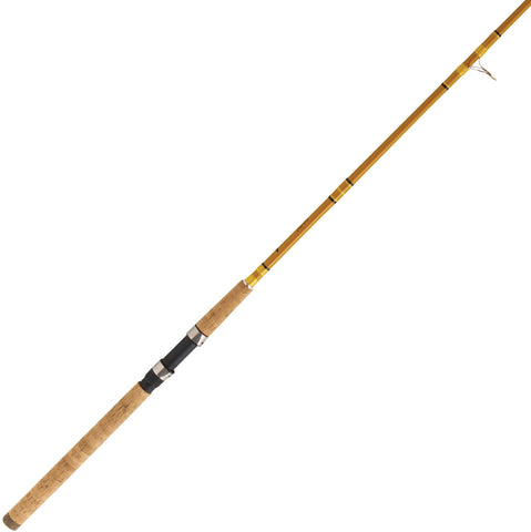 "Crafted Glass Spinning Rod 6'6"" 2PC Medium Action"