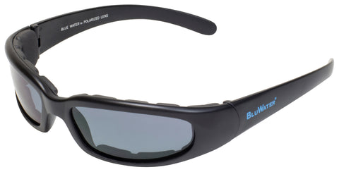 Polarized Floating 6 Gray Lens (Matte Frame)