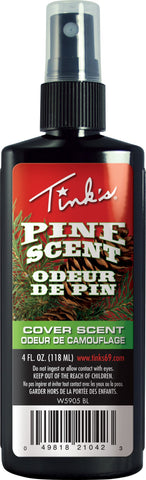 Pine Power Cover Scent, 4 oz, Bilingual