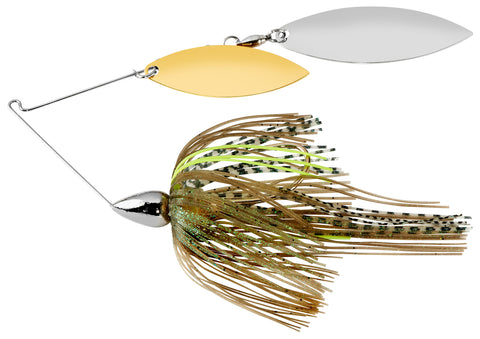 War Eagle Nickel Frame Double Willow Spinnerbait Pro's Choice