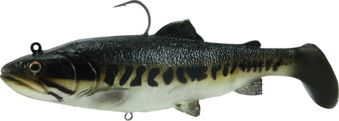 "Real Trout Swimbait, Light Trout, 7"", 2 2/3oz, Sinking"