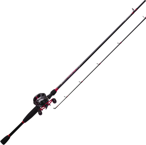 "Pulse 6'6"", 2pc, Medium Action Baitcast Combo"
