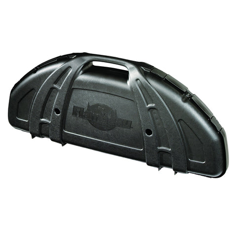 Hard Bow Case 6 Pack, Compound Bow 12 Arrow Rubber Racking System, Black