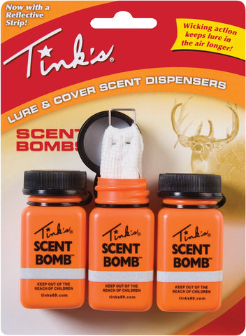 Scent Bomb Scent Dispensers, 3 pack