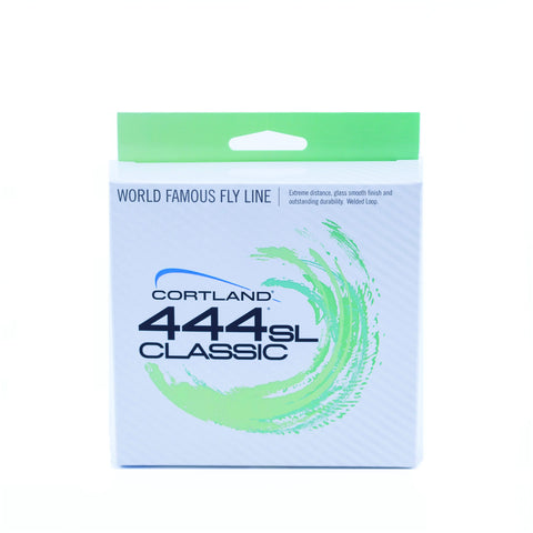 444 Fly Line Floating 105 Ft WF5F Mintgreen