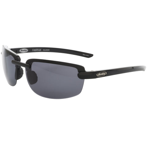 Fairfax Sunglasses, - Matte Black - Smoke