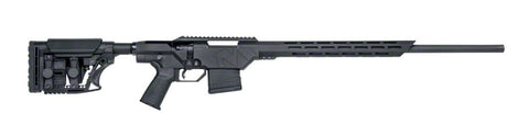 "MVP Precision Bolt Action Rifle 6.5 Creed, 24"" Bbl, Blued, 5+1 Rnds, Matte Stock, M-Lok Forend, Adj Stock"