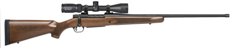 "Patriot Bolt Action Rifle, 7MM Rem Mag, 24"" Threaded Bbl, Walnut Stock, Vortex Crossfire 3-9x40 Scope, 3+1 Rnd"