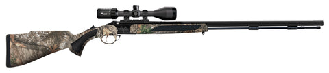 "Vortek StrikerFire Muzzleloader Rifle .50 Caliber,  LDR Synthetic Black, CeraKote 30"" Barrel, No Sights"