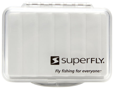 Fly Box Flat Ripple Large