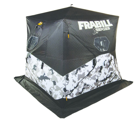 Bro Hub Top & Sides Insulated 2-3 Man Snow Camo Shelter