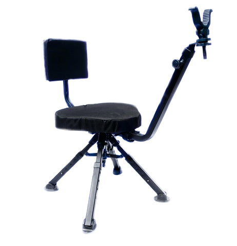 Four Leg Ground Blind Chair Shooting Chair