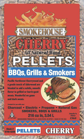 BBQ, Grill & Smoker Pellets 5# Bag-Hickory