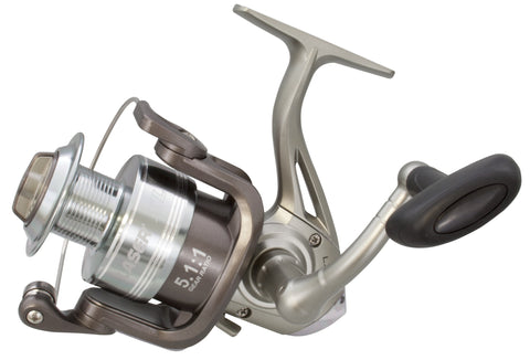 Laser XL Speed Spin Spinning Reel, 5.1:1, 8.4oz, 150/6, (Clam)