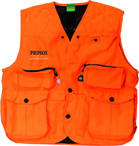 Gunhunter's Vest, Blaze Orange,  M