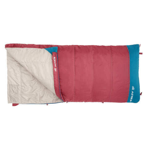 CALLISTO -1C DEG GIRLS RH, CloudLoft synthetic, Electronics pocket, Fully unzippable into blanket, fits to 5'