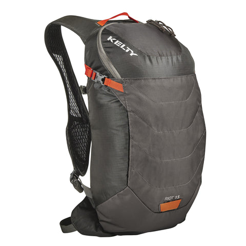 Riot 22 Backpack, 22 Litre, Dark Gray, Multi Sport Pack, 1.2 Lbs, One Size Torso