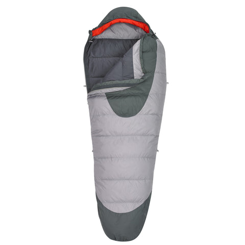 "Cosmic Sleeping Bag -7C 20 Degree 600 Dridown Wmns Reg Rh Mummy, Fits To 5'6"", Draft Collar"