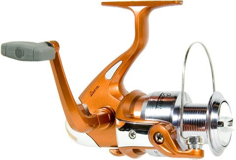 Cimarron Spinning Reel, RH, 2BB + 1RB, 5.2:1 Retrieve, Alum Spool, Mono 2/230, 4/170, 6/120