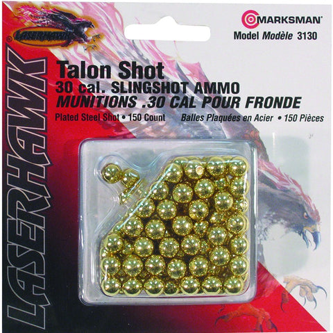 .30Cal Gold Steel Shot 150ct Blister Card