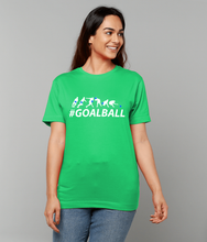 Load image into Gallery viewer, Goalball Evolution T Shirt