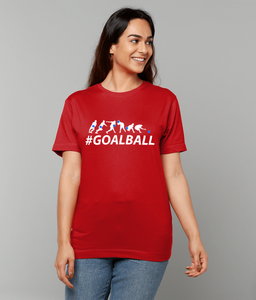 Goalball Evolution T Shirt