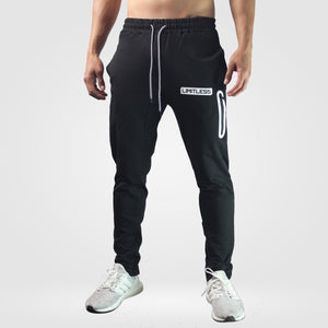 Limitless FALCO Athletic Joggers [Black]
