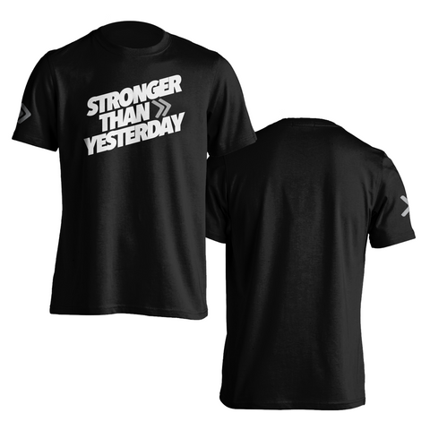Stronger Than Yesterday [Black]