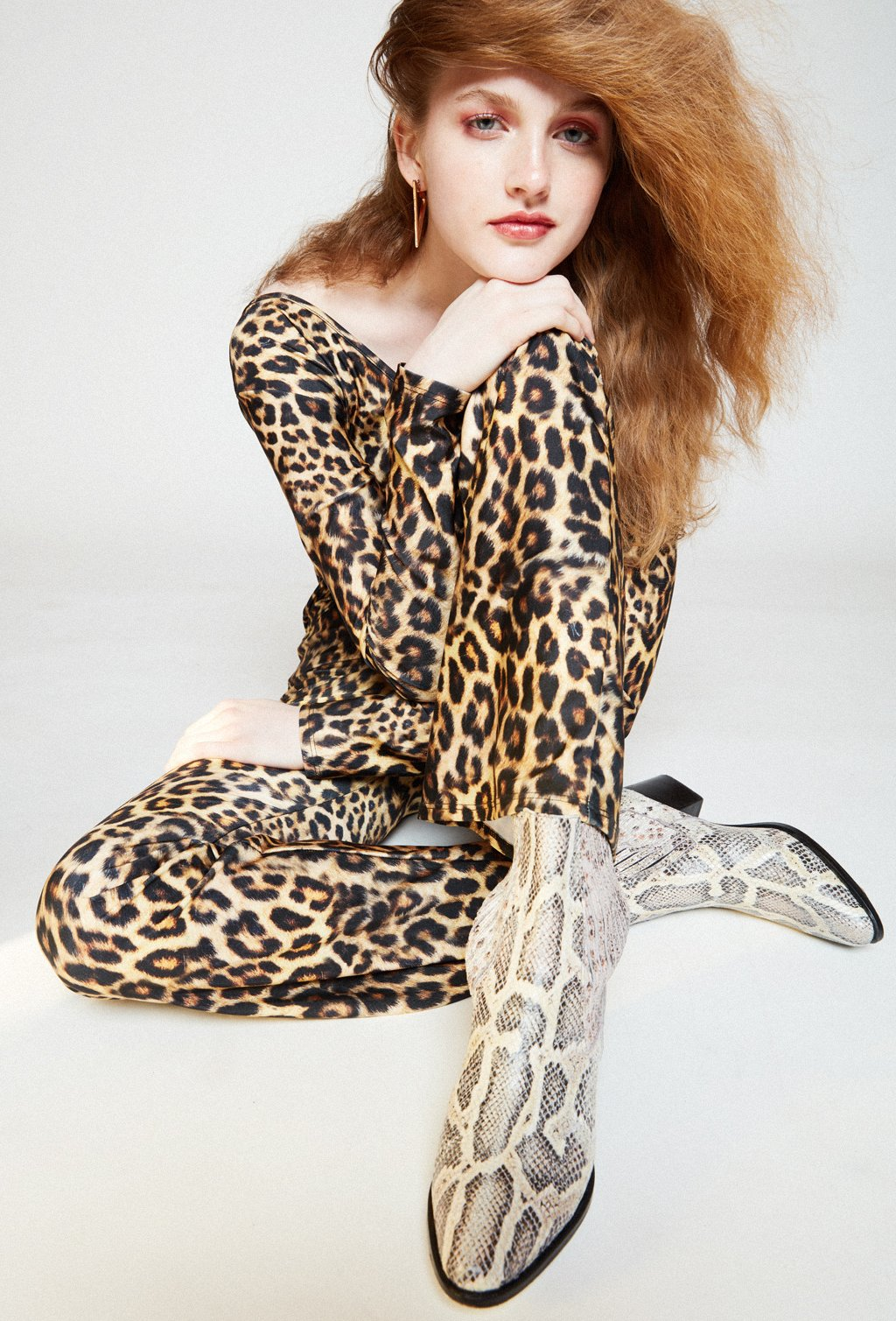 KELLY LEOPARD JUMPSUIT