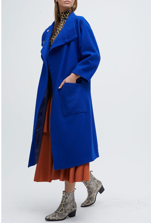 BROOKLYN BLUE COAT