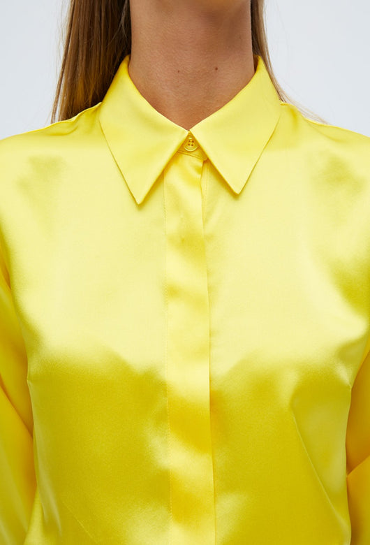 CAMILA YELLOW BLOUSE