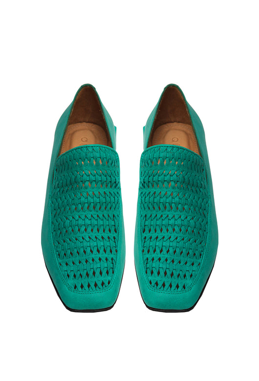 IDILIO MOCCASIN GREEN
