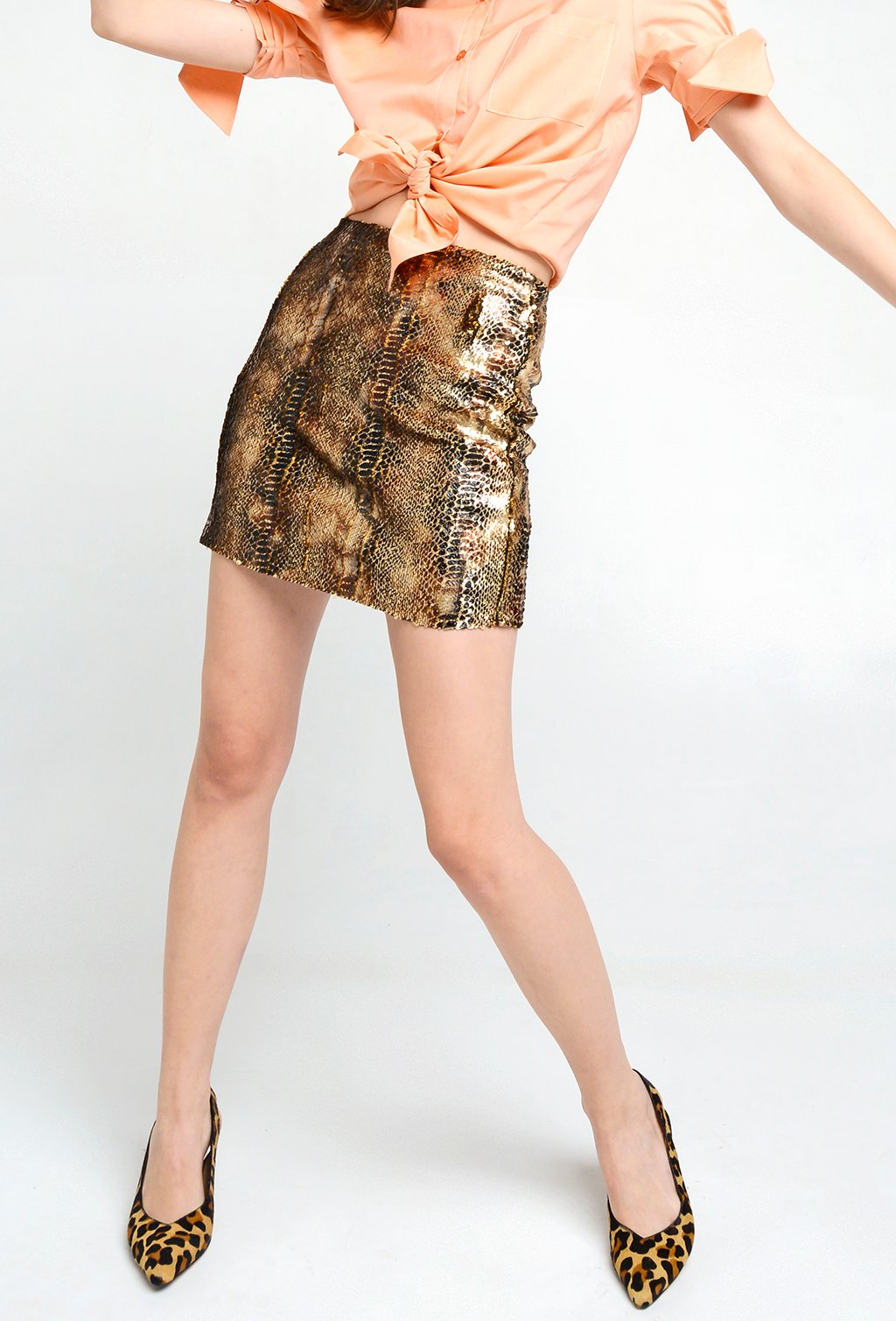 BOWIE PITON SKIRT