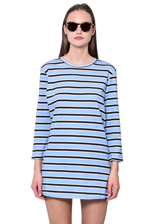 BEACH DRESS STRIPES