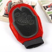 Multi purpose grooming mitt for dogs