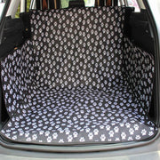 waterproof pet carrier for dogs in trunk