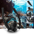 New Diving Mask-Water Sport-Mr. Snail