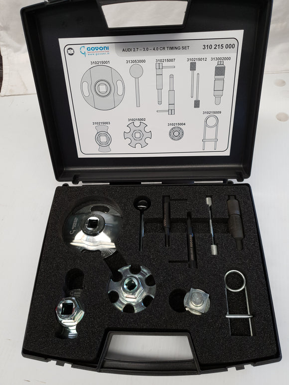 Govoni  TIMING TOOL SET SUITABLE FOR VW/AUDI