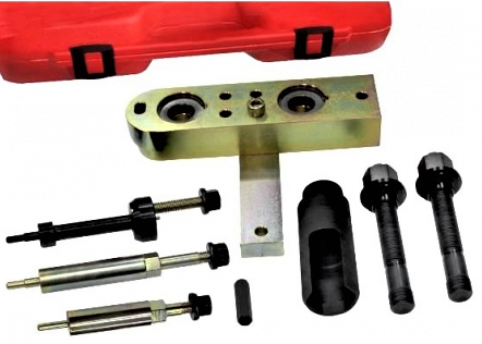 Injector Nozzle Removal Tool Set Mercedes CDI Engines OM668 Heavy Duty - Specialist Tools Australia