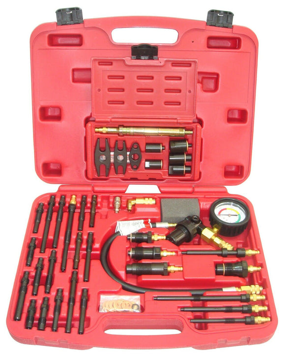 Diesel Cylinder leakage Comprehensive Testing Kit - Professional Quality - Specialist Tools Australia