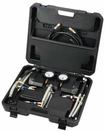 Low pressure Fuel Diagnostic Kit for Diesel Engines - Specialist Tools Australia