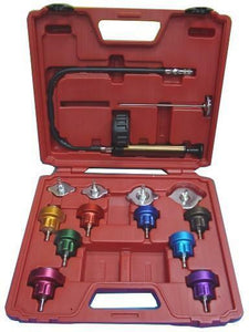 Cooling System Pressure Test Kit - Universal - Specialist Tools Australia