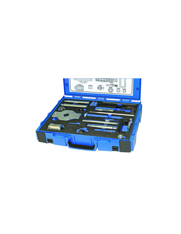 Injector Removal Kit For M9R 2.0 DCI Engines - Multi-Stage Siezed Injector Removal - Govoni - Specialist Tools Australia