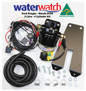 WATER WATCH for Mazda BT50 (4cyl) - Protection against Diesel Fuel Contamination Damage - Specialist Tools Australia