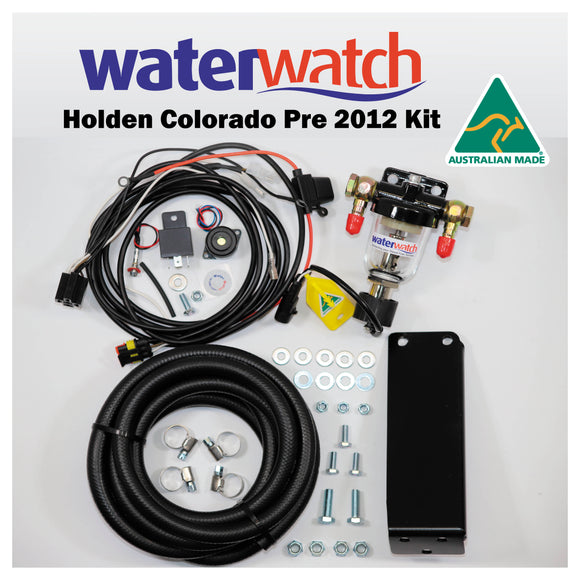 WATER WATCH for Holden Colorado (pre 2012) - Pre-Filter protection against Diesel Fuel Contamination Damage - Specialist Tools Australia