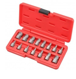 Hex Bolt Extractor Set 15 Piece - Specialist Tools Australia