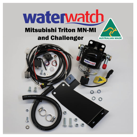 WATER WATCH for Mitsubishi Challenger - Protection against Diesel Fuel Contamination Damage - Specialist Tools Australia