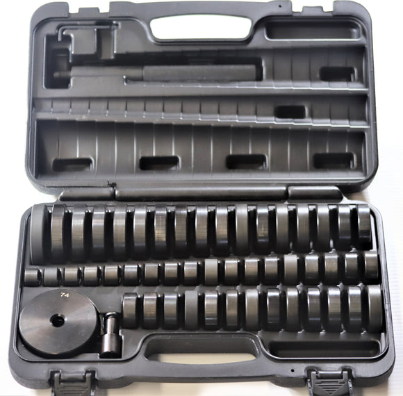 Universal Bearing, Bush and Seal Remover and Installer (Pressing Or Driving) Tool Kit - Specialist Tools Australia